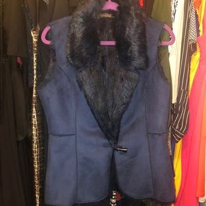 Faux Fur Fever Vest